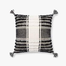 P4121 ED Black / White Pillow
