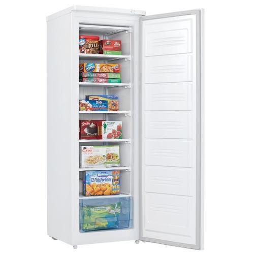 Danby - Danby 7.1 cu. ft. Upright Freezer