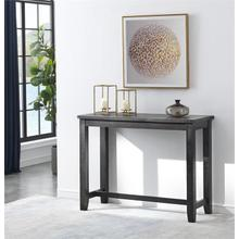 View Product - Counter Height Console