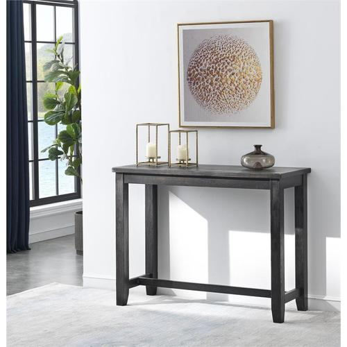 Gallery - Counter Height Console