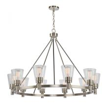 View Product - Clarence AC10760BN Chandelier