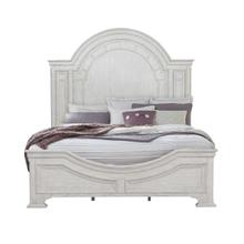 View Product - Glendale Estates Queen Transom Panel Bed Headboard