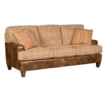 Chatham Leather/Fabric Sofa