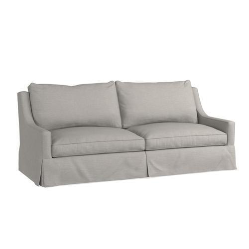 Designer Comfort Bridgewater Sofa, Arm Style Charles of London