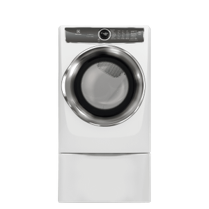 ElectroluxFront Load Perfect Steam™ Electric Dryer with PredictiveDry™ and Instant Refresh - 8.0. Cu. Ft.