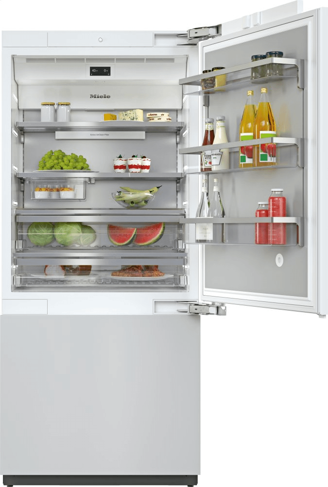 MieleKf 2902 Vi - Mastercool™ Fridge-Freezer For High-End Design And Technology On A Large Scale.
