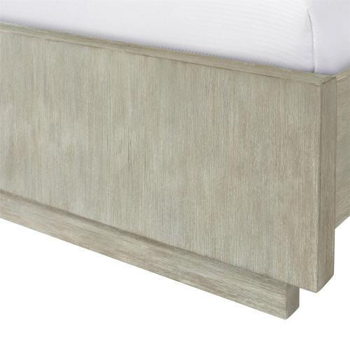 Cascade - King Panel Footboard - Dovetail Finish