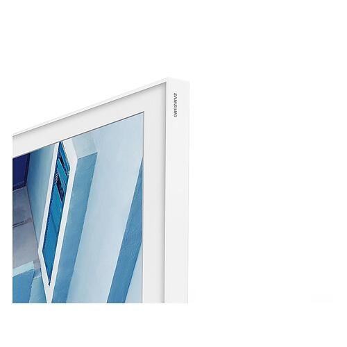 "(2020) 75"" The Frame Customizable Bezel - White"