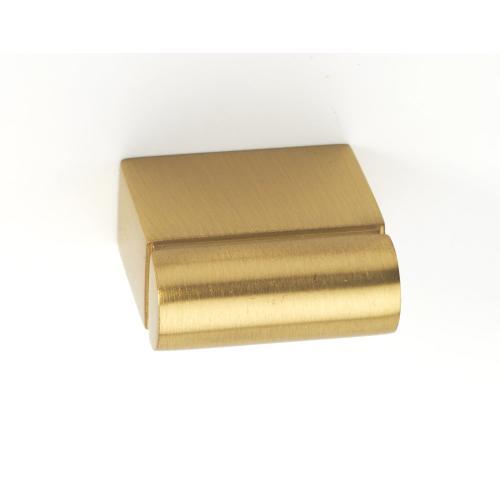 Vogue Knob A430 - Satin Brass