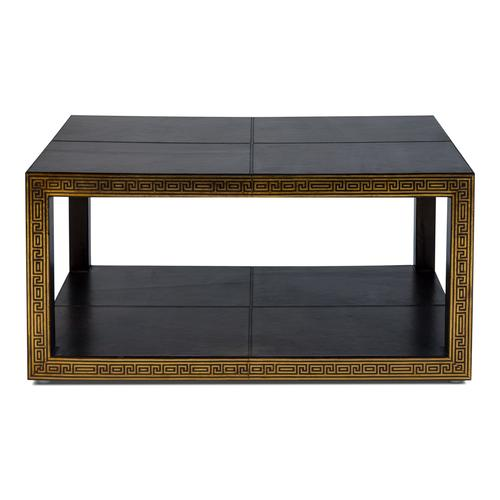 Coach Cocktail Table