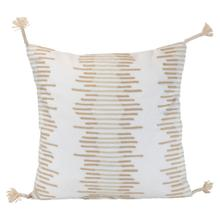 See Details - 18x18 Hand Woven Viejo Pillow