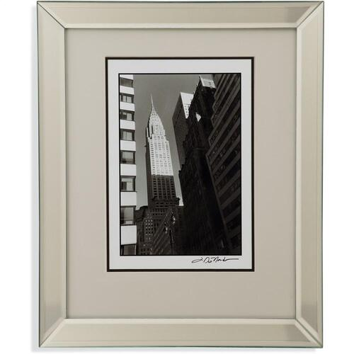 Bassett Mirror Company - Chrysler Building Wall Art