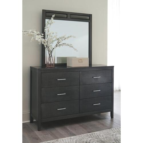 Delmar Dresser and Mirror