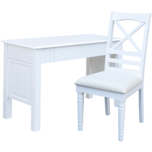 Beachfront White Desk