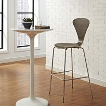 Passage Dining Bar Stool in Walnut