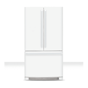 Electrolux - Counter-Depth French Door Refrigerator with IQ-Touch Controls