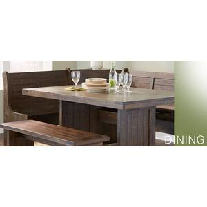 Sunny Designs - Homestead Breakfast Nook Set