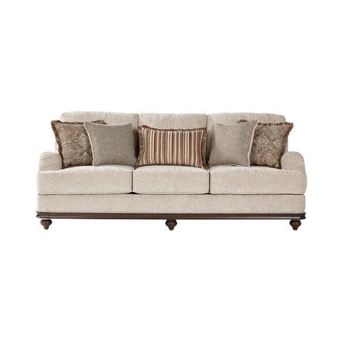 Hughes Furniture - 17200 Sofa