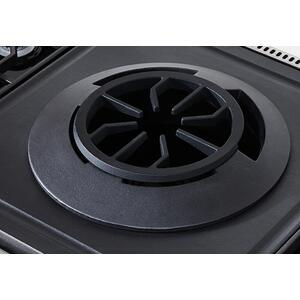 "48"" Sealed Burner Rangetop - 4 Burners and Wok Burner"