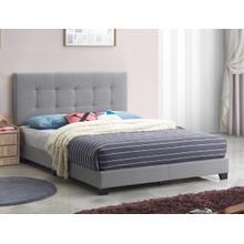 Rigby Full Platform Bed Adj Hb