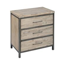 Cork County 3-drawer Chest