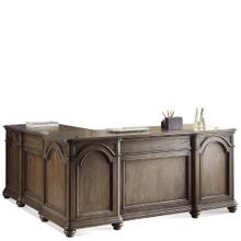 Belmeade - L Desk & Return