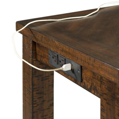 Elements - Jax Occasional Bar Table and Three Stools