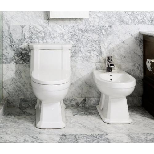 Balsa RICHMOND II One-Piece Toilet