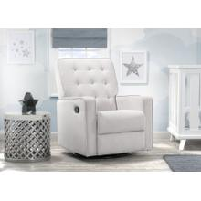 Garrison Nursery Glider Swivel Recliner Featuring LiveSmart Fabric by Culp - Linen (150)