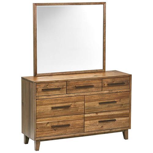 Pulaski Furniture - Modern Mirror - Brown