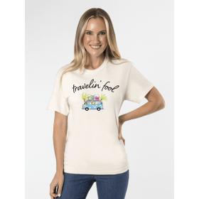 Travellin' Fool T-Shirt - XXL