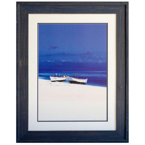 """Crestview Collections - """"WHITE BOATS"""""""