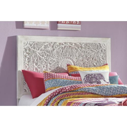 Paxberry Full Panel Headboard
