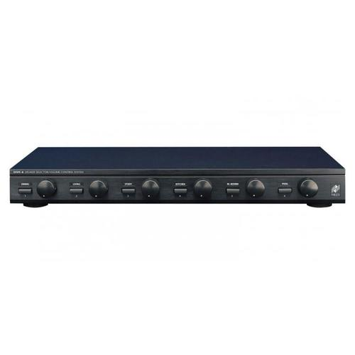 Speaker Selector with Volume Controls for Six Pairs of Speakers SSVC-6