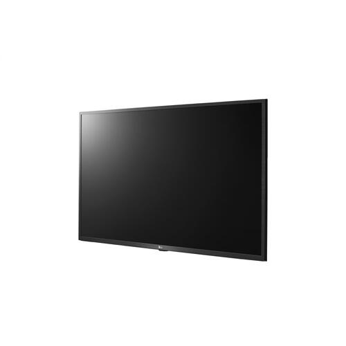 """50"""" UL3G-B Series LCD UHD Commercial Display Monitor with Built-in Quad Core SoC, webOS 4.0 Smart Signage Platform, Crestron & Cisco compatible & built-in speaker"""