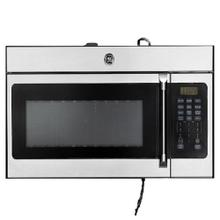 See Details - GE Café 1.5 Cu. Ft. Over-the-Range Microwave Stainless Steel