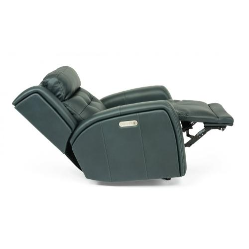 Grant Power Gliding Recliner with Power Headrest