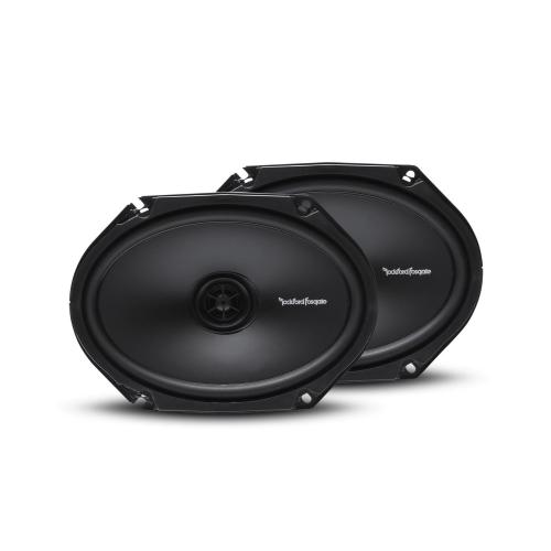 """Rockford Fosgate - Prime 6""""x8"""" 2-Way Full-Range Speaker"""