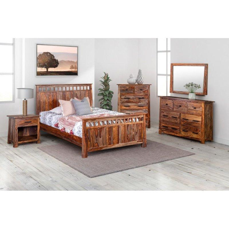 Kalispell Harvest Bedroom Set, PDU-102A-HRU