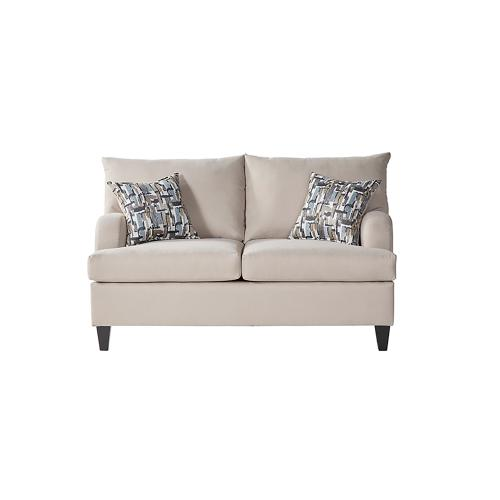 Hughes Furniture - 11300 Loveseat