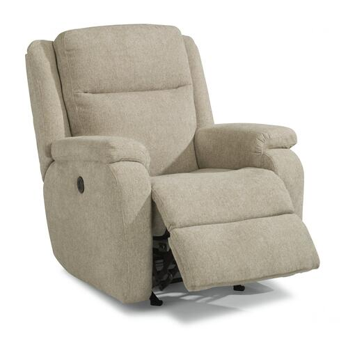 Magnus Power Rocking Recliner