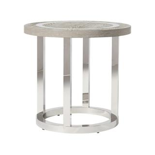 See Details - Wyatt Round End Table