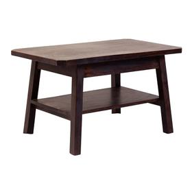 Marks Coffee Table with Shelf, 7557-C