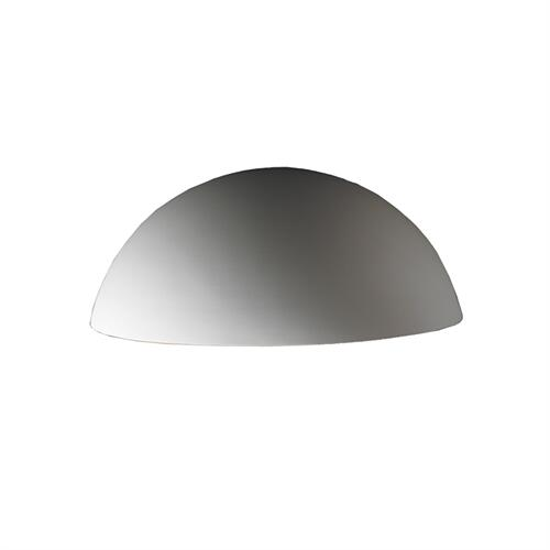 Small Quarter Sphere - Downlight - Outdoor
