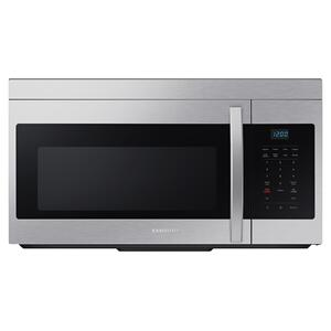 1.6 cu. ft. Over-the-Range Microwave with Auto Cook in Stainless Steel Product Image