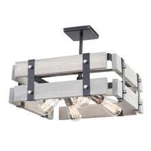 View Product - Barnyard AC11493BW Semi-Flush Mount