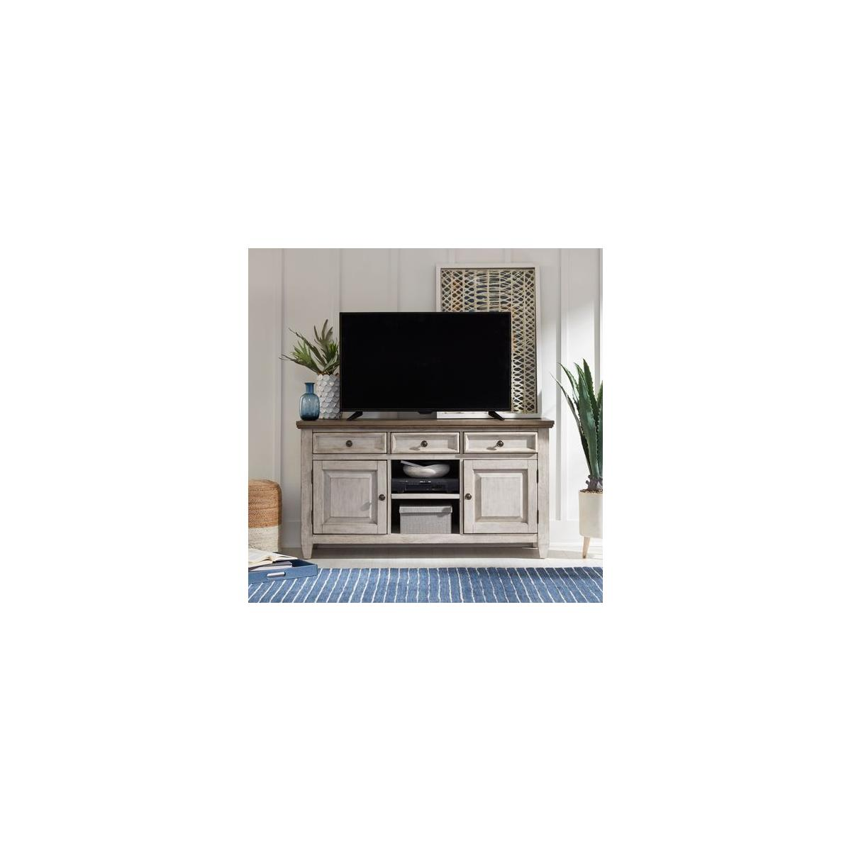 56 Inch Tile TV Console