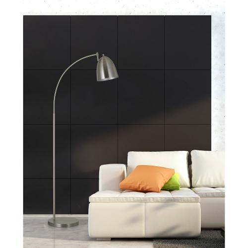 60W Garnett Metal Arc Floor Lamp