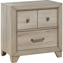 See Details - River Creek Nightstand with USB Port