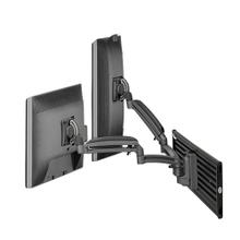 See Details - Kontour™ K1S Dynamic Slatwall Mount, 2 Monitors